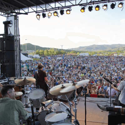 Image Courtesy Steamboat Springs Free Summer Concert Series
